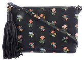 Saint Laurent Prairie Flower Crossbody Bag
