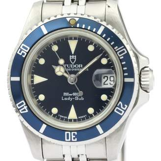 Tudor Blue Steel Watches