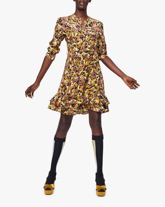 Schumacher Dorothee Abstract Flowering Mini Dress