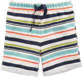 First Impressions Striped Shorts, Baby Boys, Created for Macy's