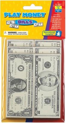 Educational Insights Play Money Bills