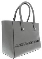 Versace Ee1vobbo3 E829 Grey Shopper/tote.