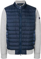 Peuterey padded zipped jacket