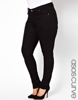 Asos Exclusive Ridley Super Soft Skinny Jeans