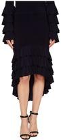 KAMALIKULTURE by Norma Kamali - Ruffle Rhumba Skirt Women's Skirt