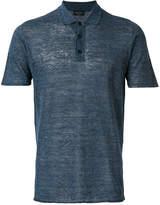Roberto Collina short-sleeved polo shirt