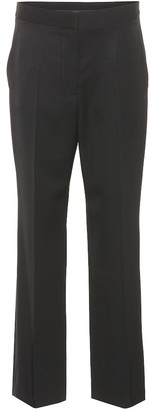 Stella McCartney Wool tuxedo trousers