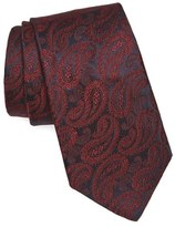 Ted Baker Paisley Silk Tie (X-Long)