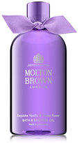 Molton Brown Vanilla & Violet Flower Body Wash, 10 oz.