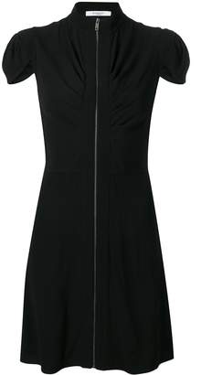 Givenchy front zipped dress