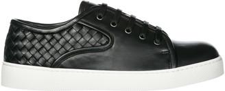 Bottega Veneta Woven Detail Dodger Sneakers