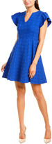 Nanette Lepore A-Line Dress