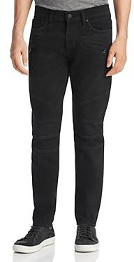 Hudson Blinder Biker Slim Fit Jeans in Isolate