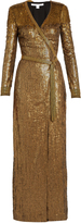 Diane von Furstenberg Ariel Armour dress