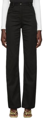 CHRISTOPHER ESBER Black Tailored Panel Jeans