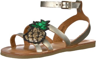 Dolce Vita Girl's Jaclin Flat Sandal