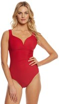 Miraclesuit Stunning Sweethearts Wraptress One Piece Swimsuit 8150920