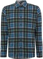 Volcom Plaid Print, Flannel Shirt