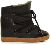 Etoile Isabel Marant Nowles concealed-wedge lined ski boots