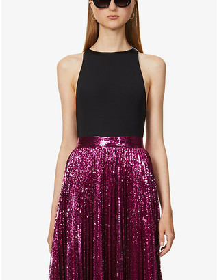 Gucci Crystal-embellished swimsuit