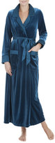 Jonquil Peacock Soft Robe, Blue