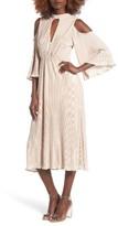 Lush Women's Cold Shoulder Dress