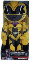 Power Rangers Yellow Large Plush.