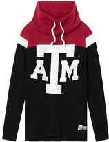 Victoria's Secret Victorias Secret Texas A&M University Cowl Pullover