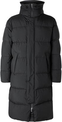 Herno Laminar Windstopper Quilted Gore-Tex Hooded Down Parka