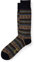 Polo Ralph Lauren Fair Isle Trouser Socks