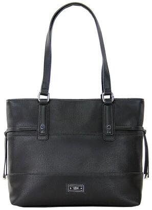 Cellini CSZ027 KEY ITEM Zip Top Tote Bag