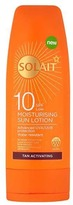 Solait Tan Stimulating Sun Cream SPF10 200ml