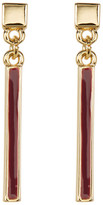 Joe Fresh Bar Drop Earrings