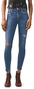 AGOLDE Sophie Jeans in Pentacle