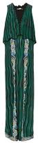 Mary Katrantzou Fairburn Snuffbox-print silk maxi dress