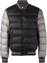 Moncler bi-colour puffer jacket - men - Feather Down/Polyamide - IV