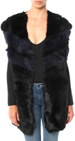 Womens Navy Suede Jacket Shopstyle