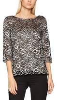 Esprit Women's 087eo1k015 Long Sleeve Top
