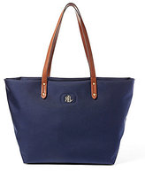 Lauren Ralph Lauren Bainbridge Collection Nylon Tote