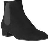 LK Bennett L.K.Bennett Vienna Ankle Chelsea Boots, Black Suede