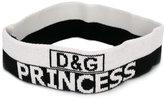 Dolce & Gabbana Princess knitted headband