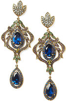 Ralph Lauren Tulip-Top Chandelier Earrings