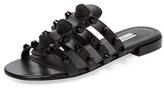 Balenciaga Stud Flat Sandal