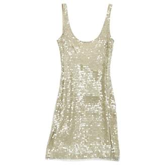 Jasmine Di Milo Beige Dress for Women