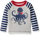 Crazy 8 Toddler Boys' Long-Sleeve Octopus Tee