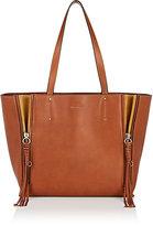 Chloé Women's Milo Medium Tote Bag-Tan
