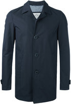 Herno single breasted coat - men - Cotton/Polyamide/Polyester/Modal - 54