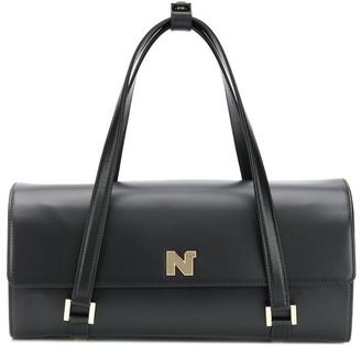 Nina Ricci cylinder shape tote bag