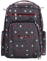 Ju-Ju-Be Be Right Back Backpack Style Diaper Bag in Magic Merlot