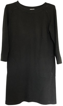 Philosophy di Alberta Ferretti Black Cotton Dress for Women
